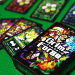 争奪戦に勝利し希望の花の力で願いを叶えよう!ドラフト式カードゲーム『グリムフォージ』ルール&レビュー