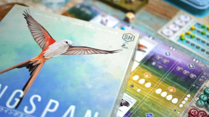 鳥類愛好家となり鳥集め!ドイツ年間ゲーム大賞受賞作『ウィングスパン(WINGSPAN)』レビュー