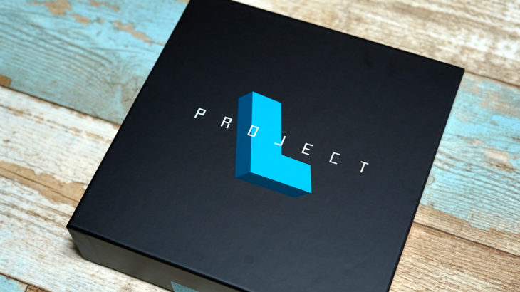 何度でも挑戦したくなるパズルボードゲーム『プロジェクトL』